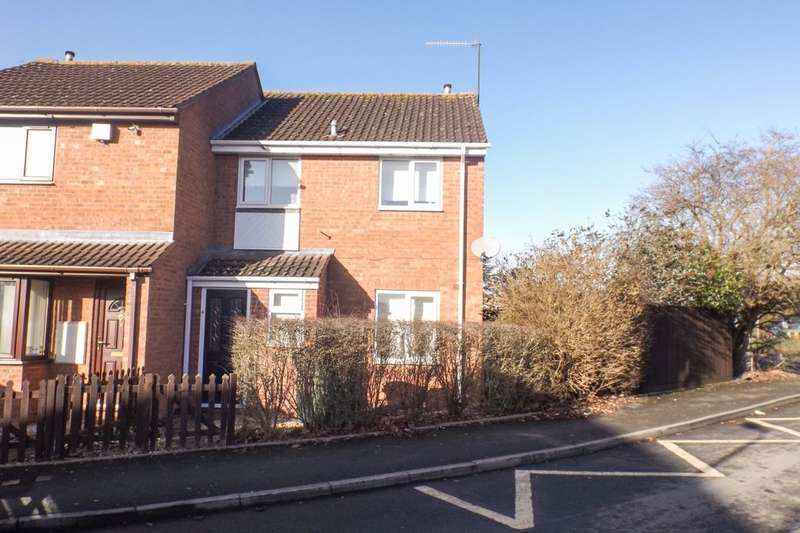 3 Bedrooms Semi Detached House for sale in St. Albans Close, Worcester, WR5