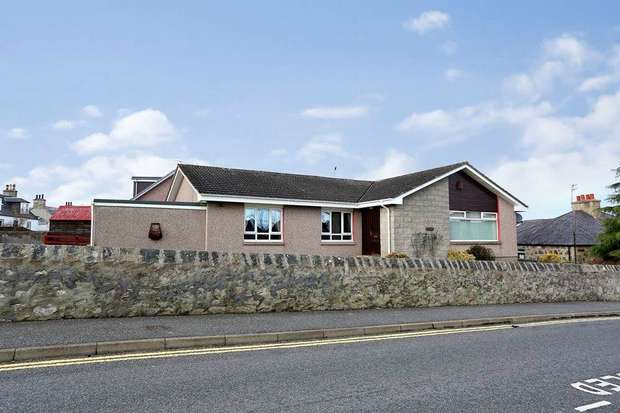 4 Bedrooms Detached Bungalow for sale in Kemnay Road, Inverurie, Aberdeenshire