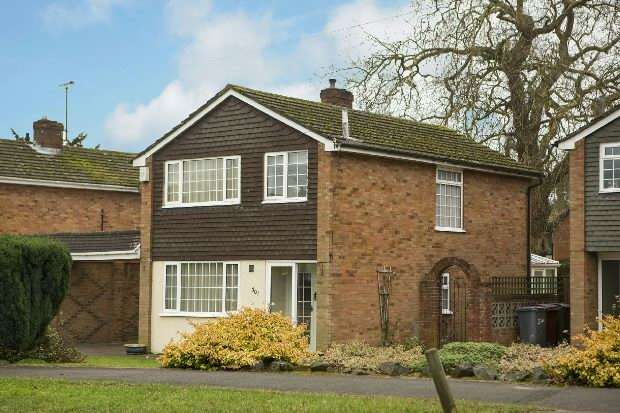 3 Bedrooms Detached House for sale in The Meadway, Tilehurst, Reading