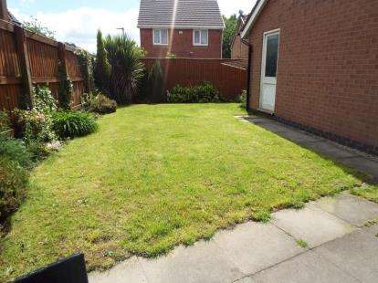 3 Bedrooms Detached House for sale in Inglewood Close, Bury, Greater Manchester, BL9