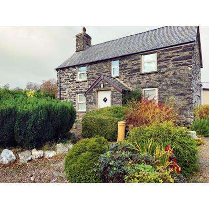 3 Bedrooms Detached House for sale in Llandderfel, Bala, Gwynedd, LL23