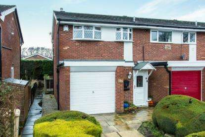 2 Bedrooms House for sale in Green Meadows, Westhoughton, Bolton, Greater Manchester, BL5