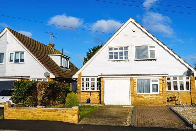 2 Bedrooms Semi Detached House for sale in Village Setting, Great Wakering