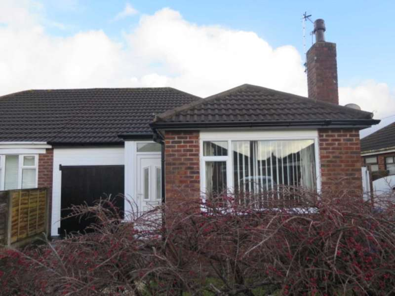 2 Bedrooms Semi Detached Bungalow for rent in Whiteholme Drive, CARLETON