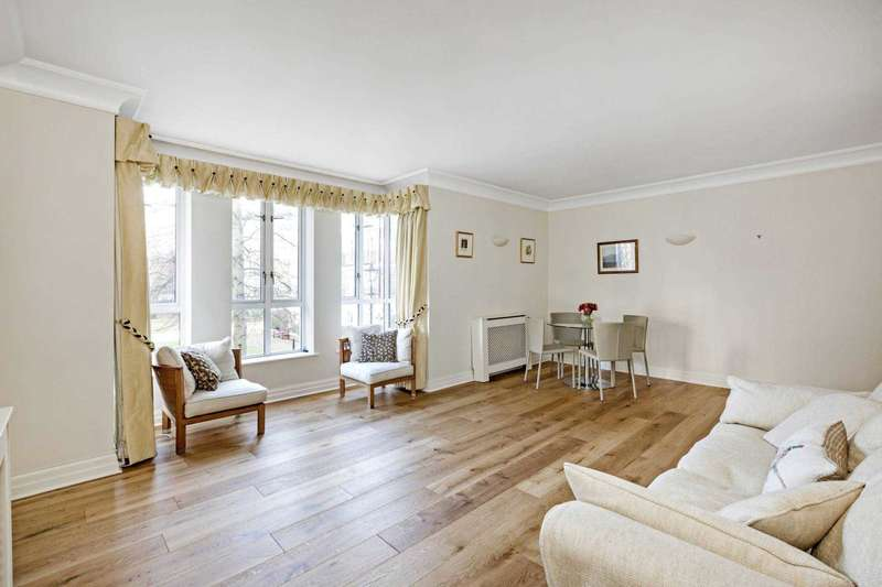 2 Bedrooms Apartment Flat for sale in Sandalwood Mansions, Kensington Green, London, W8