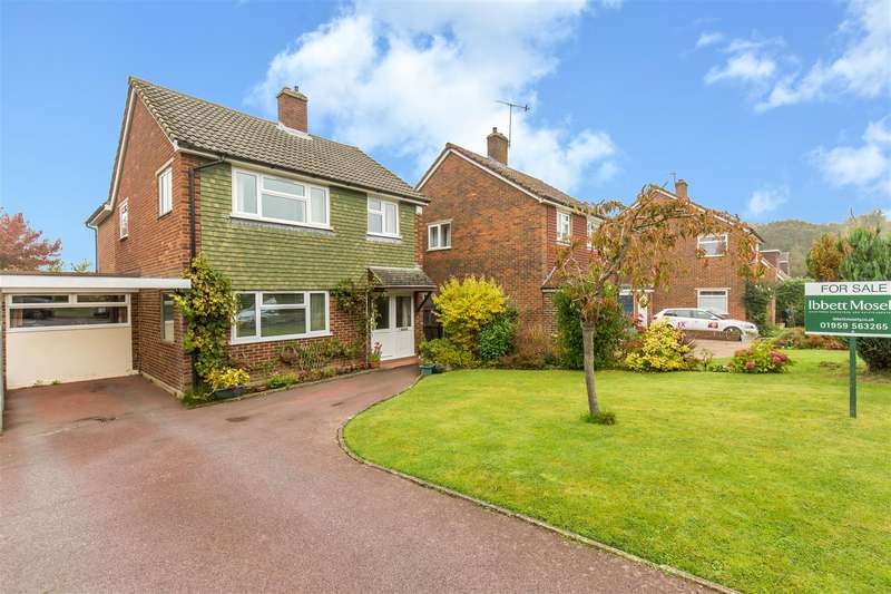 4 Bedrooms Detached House for sale in St. Andrews Way, Limpsfield Chart