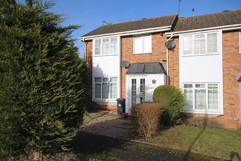 2 Bedrooms Terraced House for rent in Penfold Close, Bishops Tachbrook