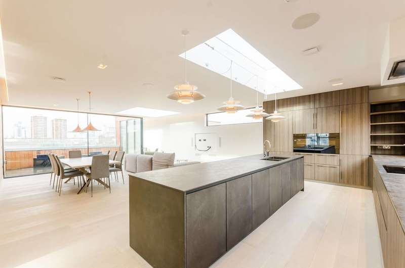 3 Bedrooms Penthouse Flat for sale in Bell Yard Mews, London Bridge, SE1