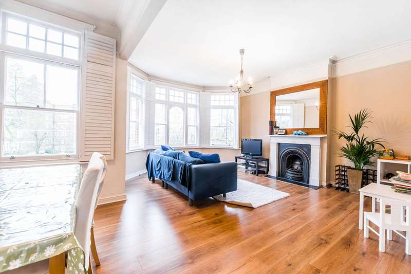 2 Bedrooms Flat for sale in Colney Hatch Lane, Muswell Hill, N10