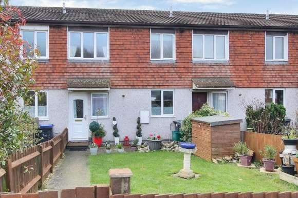 3 Bedrooms Terraced House for sale in Forest Drive, Tidworth