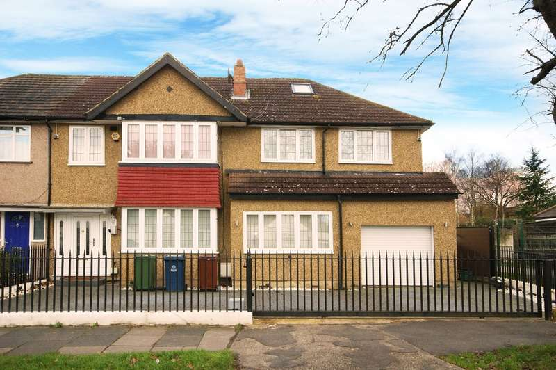 6 Bedrooms Semi Detached House for sale in Sylvia Avenue, Pinner