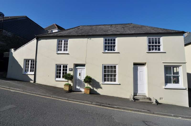 4 Bedrooms Detached House for sale in Galpin Street, Modbury, South Devon
