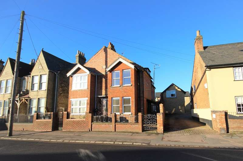 3 Bedrooms Semi Detached House for sale in Dunstable Street, Ampthill, Bedford, MK45
