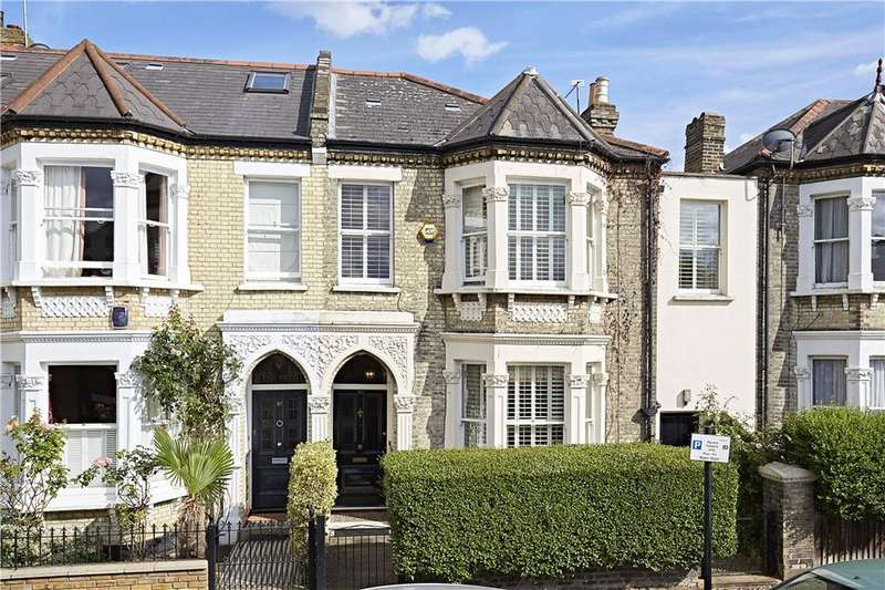 5 Bedrooms Terraced House for sale in Elms Crescent, Clapham, SW4