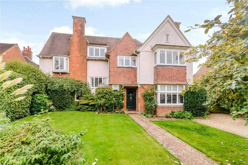 7 Bedrooms Detached House for sale in Charlbury Road, Oxford, Oxfordshire, OX2