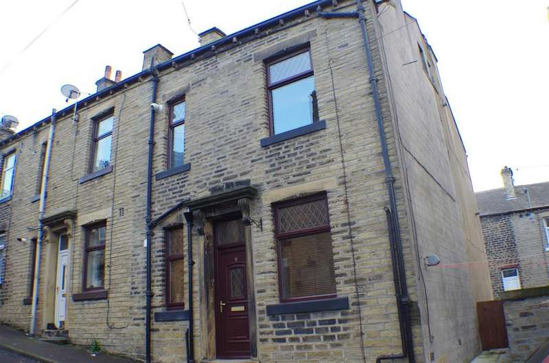 2 Bedrooms Terraced House for sale in Union Street, Greetland, Halifax