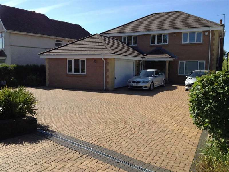 4 Bedrooms Detached House for sale in Gower Road, Upper Killay
