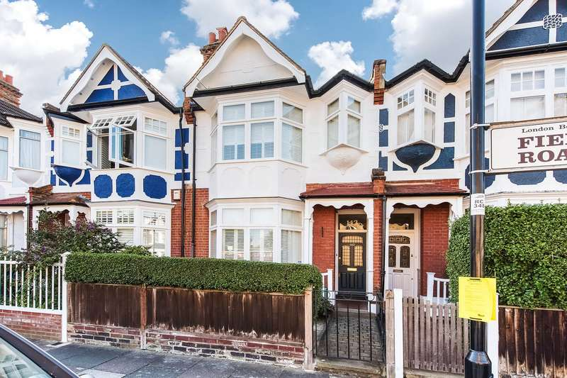 3 Bedrooms Terraced House for sale in Fielding Road, Chiswick, London, W4