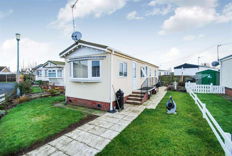 1 Bedroom Bungalow for sale in Sunnyside Park, Sea Lane, Ingoldmells