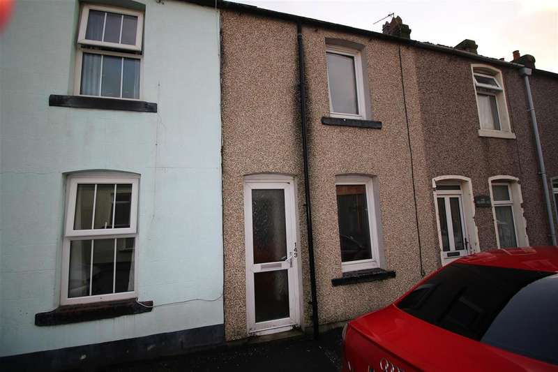2 Bedrooms Terraced House for sale in Holborn Hill, MILLOM