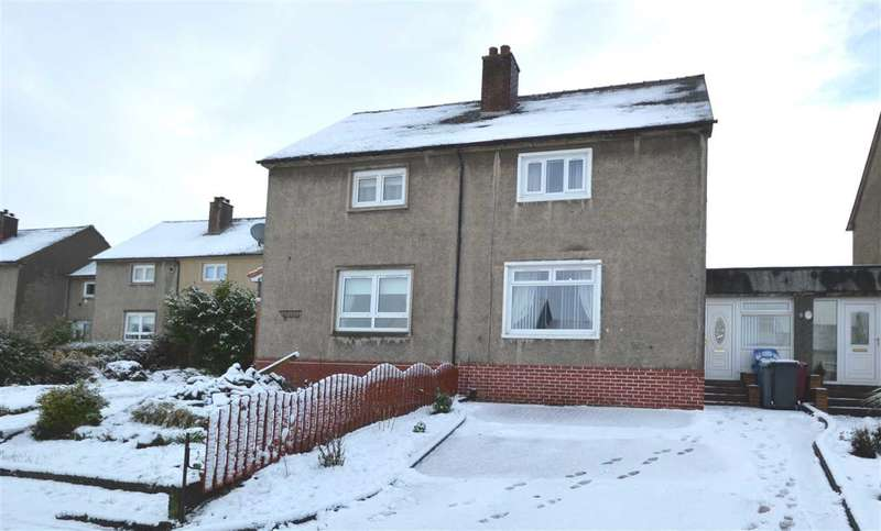 2 Bedrooms Semi Detached House for sale in Belhaven Road, Hamilton