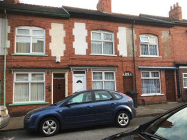 2 Bedrooms Terraced House for sale in Kingstone Road, EVINGTON
