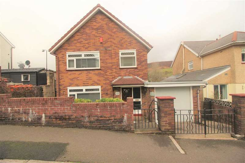 3 Bedrooms Detached House for sale in Holmdene Vicarage Road, Tonypandy