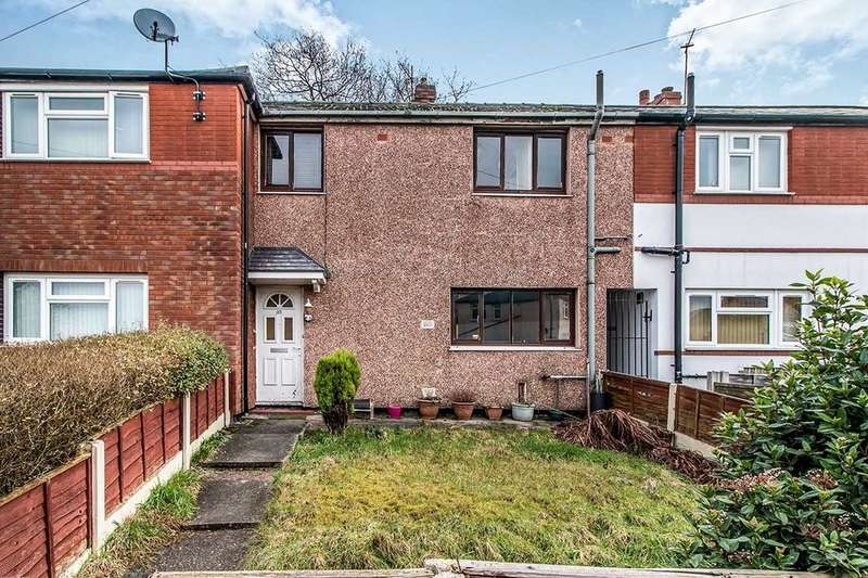 3 Bedrooms Semi Detached House for sale in Rudheath Avenue, Withington , Manchester, M20