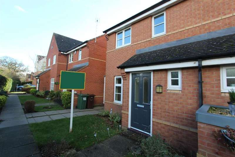 2 Bedrooms Terraced House for rent in Wavers Marston, Marston Green