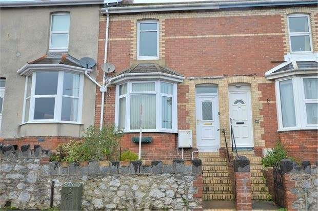 3 Bedrooms Terraced House for sale in Fisher Road, Abbotsbury, Newton Abbot, Devon. TQ12 2NB