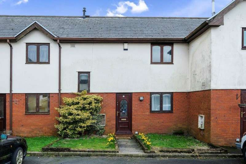 2 Bedrooms Terraced House for sale in Old Farm Court, Llansamlet, Swansea