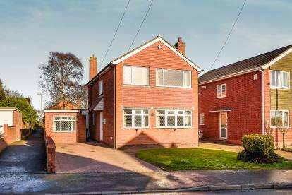 3 Bedrooms Detached House for sale in Wallheath Crescent, Walsall, West Midlands
