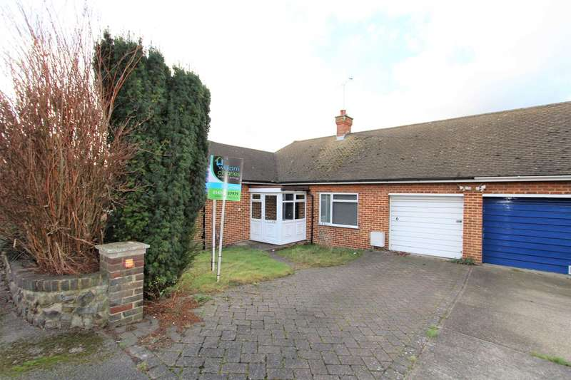 2 Bedrooms Bungalow for sale in The Rise, Gravesend