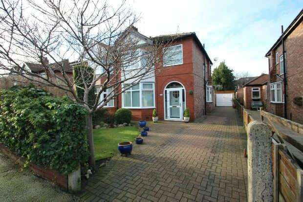3 Bedrooms Semi Detached House for sale in Walton Road, Sale