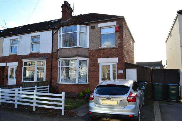 3 Bedrooms End Of Terrace House for sale in Lindley Road, Coventry, West Midlands