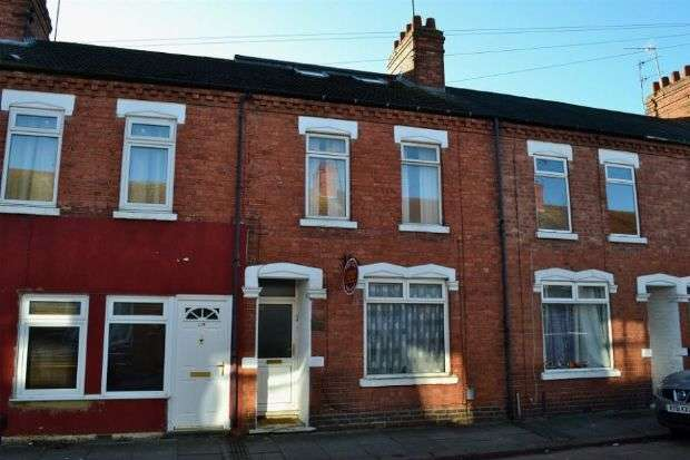 4 Bedrooms Terraced House for sale in Euston Road, Far Cotton, Northampton NN4 8DX