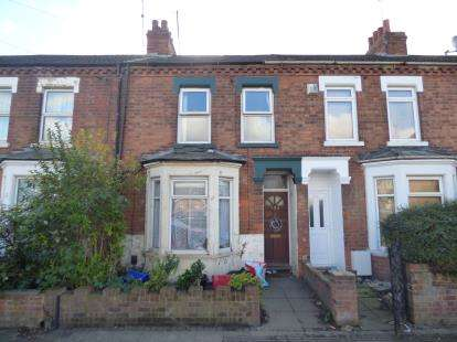 3 Bedrooms Terraced House for sale in St. Leonards Road, Northampton, Northamptonshire