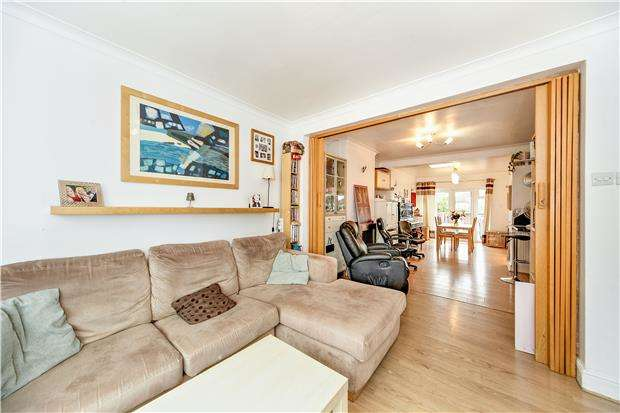 4 Bedrooms Terraced House for sale in Brocks Drive, SUTTON, Surrey, SM3 9UR