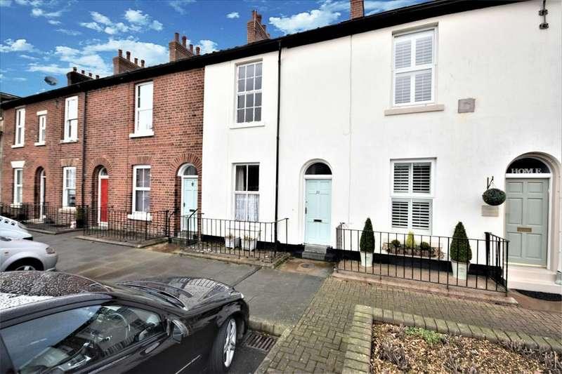 2 Bedrooms Terraced House for sale in Albert Street, Fleetwood