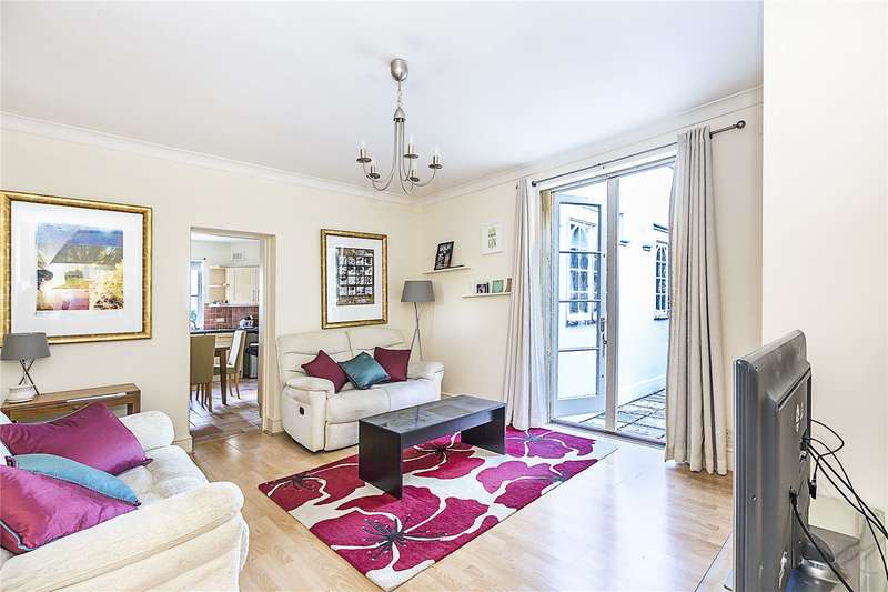 1 Bedroom Flat for sale in The Priory, 225 Bedford Hill, London, SW12