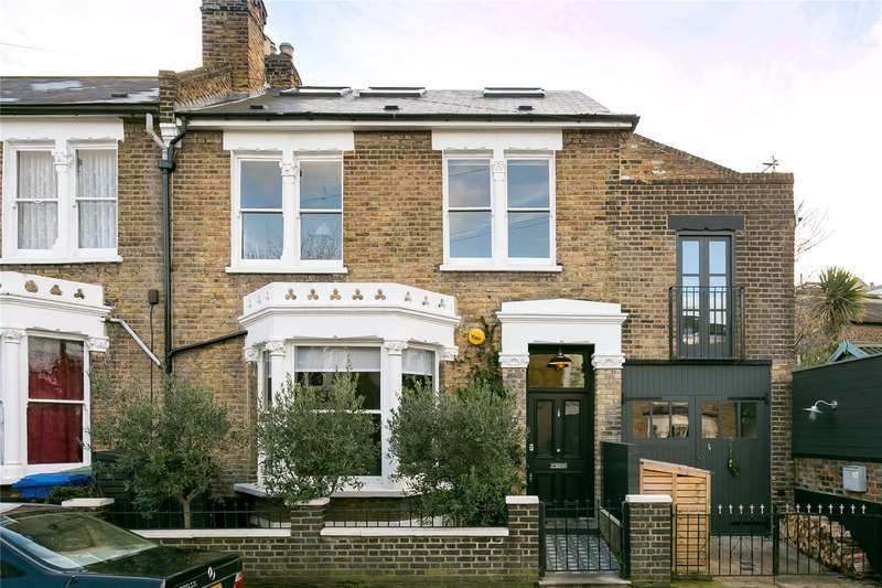 5 Bedrooms Terraced House for sale in Rodwell Road, London, SE22