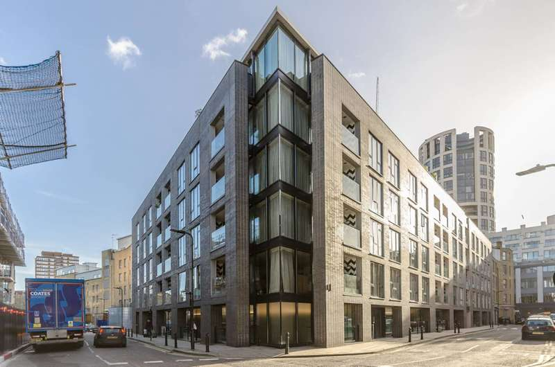 3 Bedrooms Flat for sale in Westland Place, Islington, N1