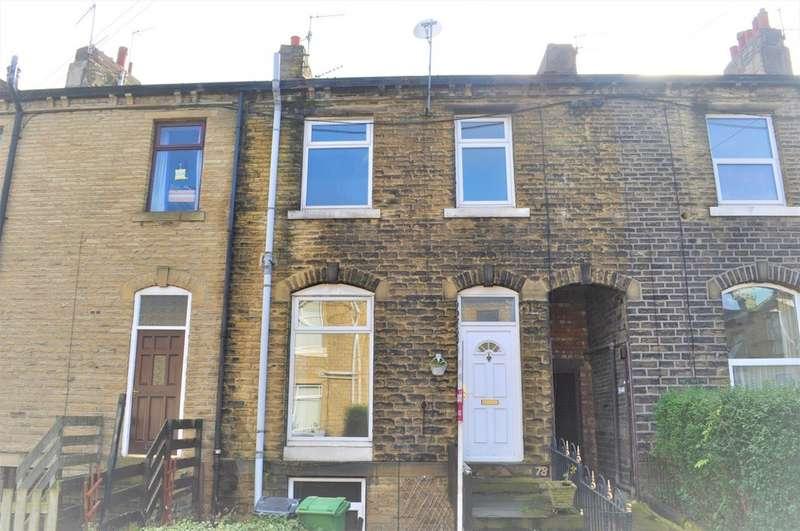3 Bedrooms Terraced House for sale in Ravensknowle Road, Huddersfield HD5
