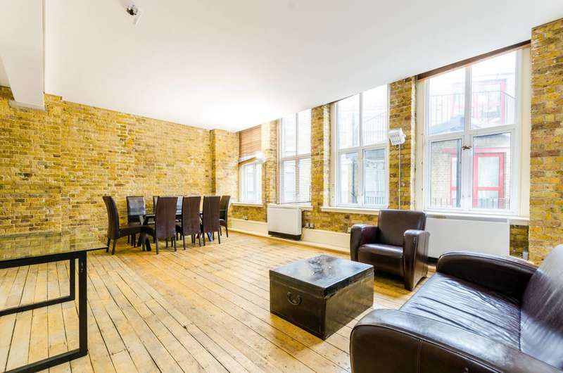 1 Bedroom Flat for rent in Tabernacle Street, Shoreditch, EC2A