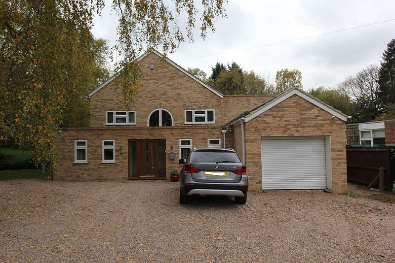 5 Bedrooms Detached House for sale in Southmeads Close, OADBY, Leicestershire, LE2 2LT