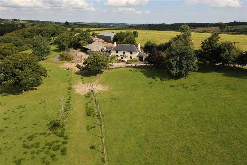 8 Bedrooms Detached House for sale in Nomansland, Tiverton, Devon, EX16