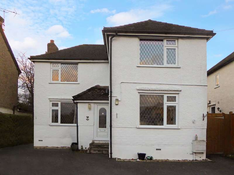 3 Bedrooms Detached House for sale in Fieldway, Chalfont St Peter, Gerrards Cross, SL9