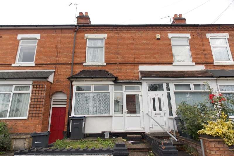 2 Bedrooms Property for sale in Stoney Lane, Yardley, Birmingham, B25