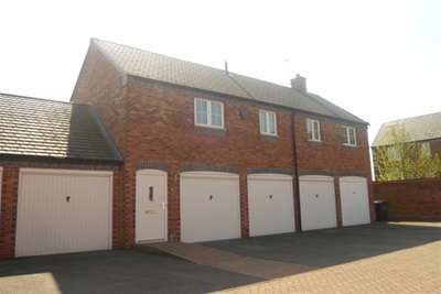 2 Bedrooms Property for rent in Agincourt Road, Lichfield