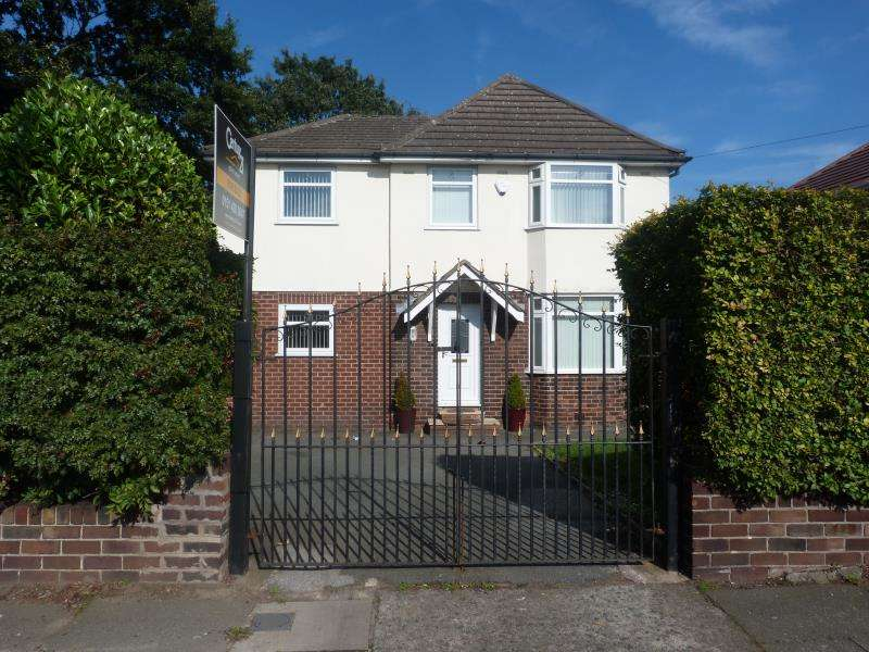 4 Bedrooms Detached House for sale in Hillfoot Avenue, Liverpool, L25